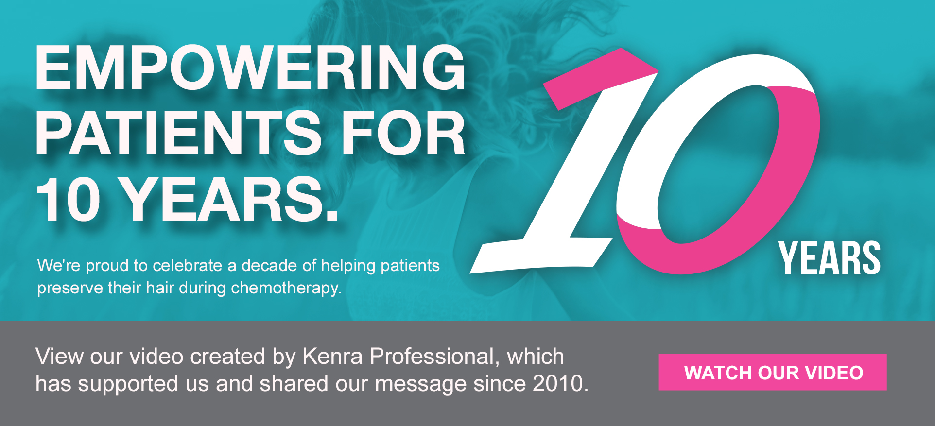 Empowering Patients for 10 Years.
